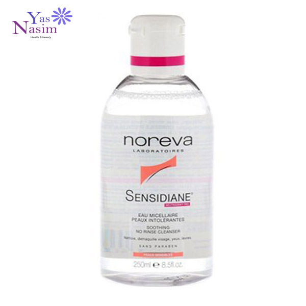 محلول پاک کننده آرایش نوروا (سنسیدیان)