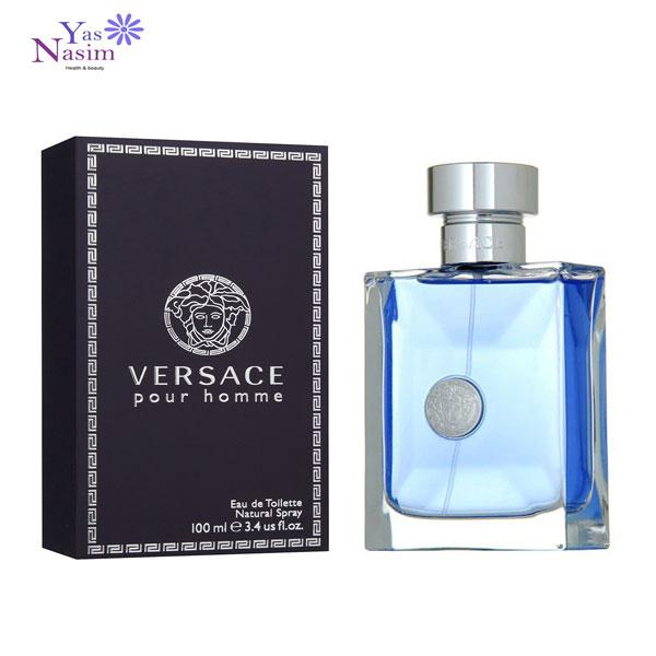 اسپری مردانه رایحه Versace Pour Homme