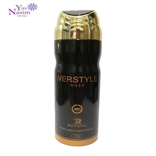 اسپری زنانه رایحه Versace Crystal Noir