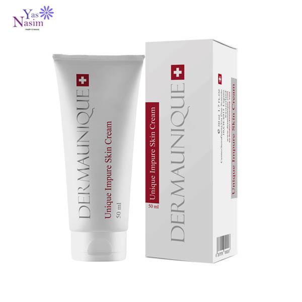 کرم مرطوب کننده و تنظیم کننده چربی پوست درمایونیک