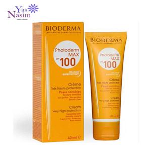 ضد آفتاب پوست حساس بیودرما (فتودرم مکس پوست خشک)