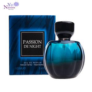 ادو پرفیوم زنانه فراگرنس ورد مدل Passion De Night