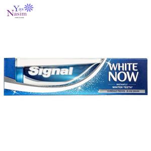 خمیر دندان سیگنال مدل White Now