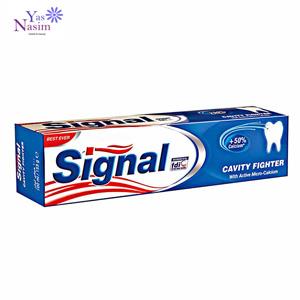 خمیر دندان سیگنال مدل Cavity fighter