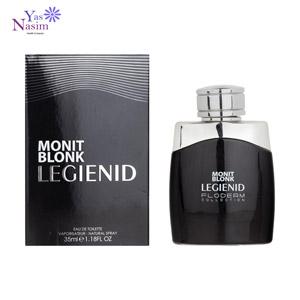 ادکلن مردانه فلودرم کالکشن مدل Mont Blanc Legend