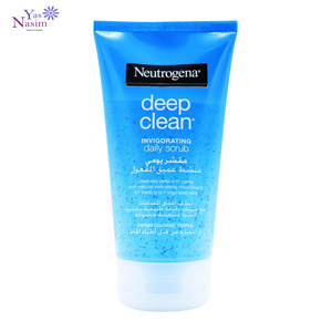 اسکراب روزانه نوتروژینا مدل Deep Clean